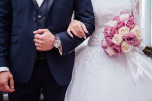 Ceremonie huwelijk